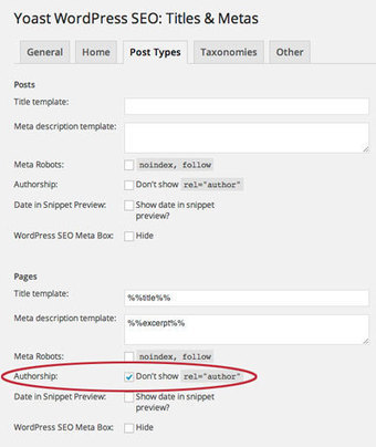 My Google Authorship Photo Disappeared But I Got it Back | SeymourResults Social Media | Scoop.it