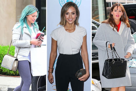 Celebs Refuse to Stray from Their High-End Faves This Week | FBESHOP | Scoop.it