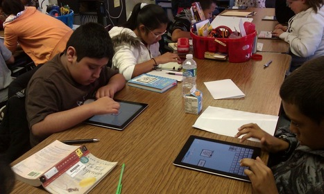 Transforming Teaching and Learning with iPads | #iPadChat | Scoop.it
