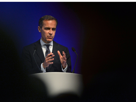 Bank Of England Raises 2014 GDP Forecast To 3.4%, Says 'Won't Take Risks With Economic Recovery' | Energy | Scoop.it