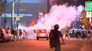 Matricule 728 en Guest-star sur Euronews -- Québec: les manifestations étudiantes tournent à la désobéissance civile | #marchedesbanlieues -> #occupynnocents | Scoop.it