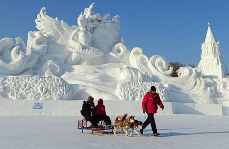 Harbin Snow Carving Festival In China   9Holidays   Scoop.it