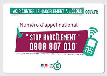 Agir contre le harcèlement à l'École - ac-nice.fr | La violence à l'école | Scoop.it