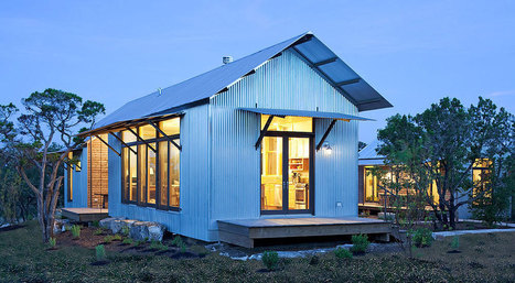 Texas architecture firm designs prefab, LEED certified homes | Sustain Our Earth | Scoop.it