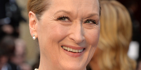12 Actresses Over 50 Who Deserve Beauty Contracts | Fifty, not Frumpy | Scoop.it