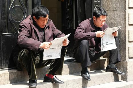 La Chine veut interdire à la presse de citer les réseaux sociaux en source | Be Marketing 3.0 | Scoop.it