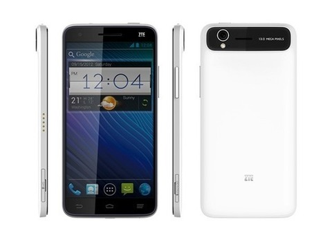ZTE Officially Goes High-End with Grand S | The Informr - Smartphones | Scoop.it
