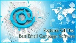 Features Of The Best Email Campaign Software | Garuda - The Intelligent Mailer | Email Marketing Software | Scoop.it