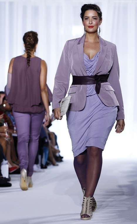 Plus Size Runway Show to Debut During London Fashion Week - Fashion & Style | Fashion for all man kind | Scoop.it