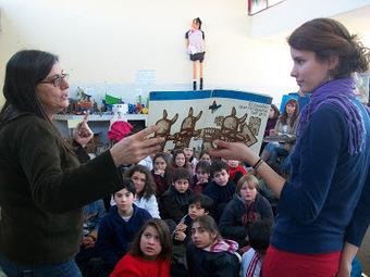 ¡Muerden! ¡Libros que muerden! | Bibliotecas Escolares Argentinas | Scoop.it