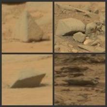 Photos de Curiosity : Un chantier de fouilles sur Mars ? | About Curiosity... | Scoop.it