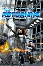 Review: The Returning by Bryan Thomas Schmidt | Science Fiction Books | Scoop.it