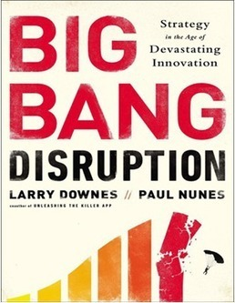 Big Bang Disruption ou le cauchemar de l'innovation dévastatrice | Contrepoints | Innov@tion | Scoop.it