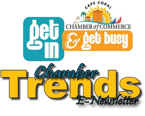 Chamber Trends Weekly E-Newsletter - May 6 - May 13 | Chambers, Chamber Members, and Social Media | Scoop.it