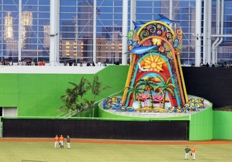 Miami-Dade County challenging $1.7 million of Marlins expenses at new ballpark -- including $11k for wine | The Billy Pulpit | Scoop.it
