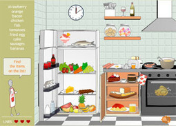 ENGLISH FLASH GAMES for Learning Vocabulary | Create: 2.0 Tools... and ESL | Scoop.it