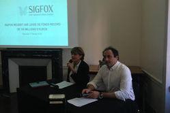 Sigfox lève 100 millions d'euros et fait entrer Air liquide, GDF Suez et Eutelsat à son capital | Sud-Ouest intelligence économique | Scoop.it