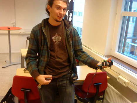 How to build an Air Guitar with Arduino, aka the AIRduino Guitar | Yeah | Scoop.it