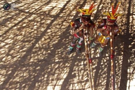 Boglár Lajos beszélgetése Uaripira Yawalapiti-vel, egy brazil sámán-nal - Sámánok és Entheogének   Shamans and Entheogens Hungarian   Scoop.it