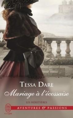 - Mariage à l'écossaise de Tessa Dare - In the Mood For Love - Romance historique   J'ai lu pour elle   Scoop.it