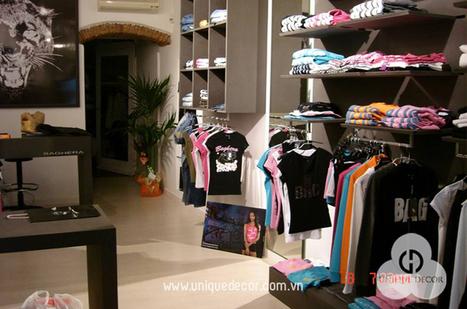 Thiết kế nội thất showroom cửa hàng thời trang | gạch lát sân | Scoop.it