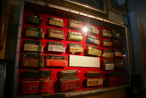 Hermonica Collection inside Buck's Restaurant. | Intel Free Press | Scoop.it