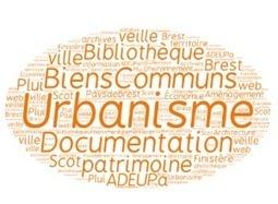 Visite des ressources documentaires de l'ADEUPa : une bibliothèque de référence en urbanisme à Brest | Doc@Brest - actualités du réseau | Scoop.it