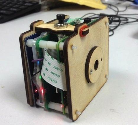 Another Raspberry Pi camera - Embedded Lab   Arduino, Netduino, Rasperry Pi!   Scoop.it