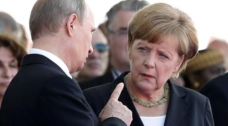Merkel goes Hitler »» Germany considering European sanctions against Russia over actions in Syria   Saif al Islam   Scoop.it