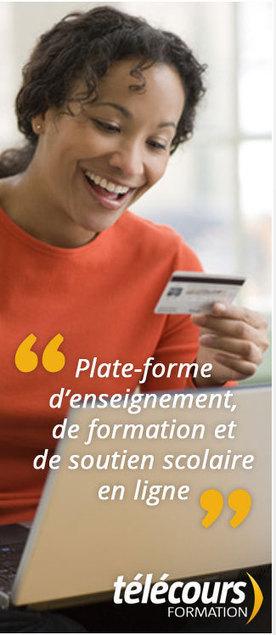 Bienvenue chez Télécours Formation ! | Plate-forme d'enseignement, de formation et de soutien scolaire en ligne | Cours à la carte | Scoop.it