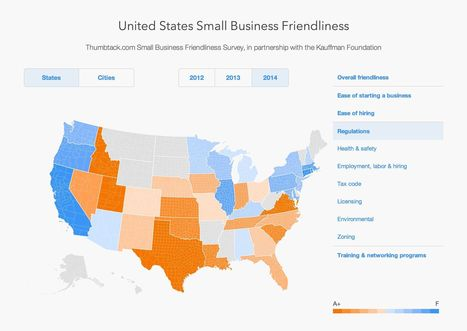 How friendly is your city? | BusinessNFO | Scoop.it