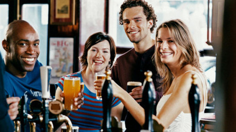 Alcohol 'not a priority' in pubs for Generation Z | British-Pubs Newsletter | Scoop.it