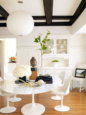 5 Design Ideas for an Immaculate Dining Room | Interior design | Scoop.it