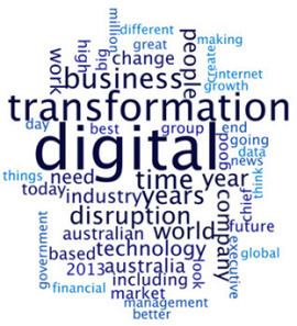 Gartner, IDC and Forrester on the Future of Digital Transformation   Educational Discourse   Scoop.it