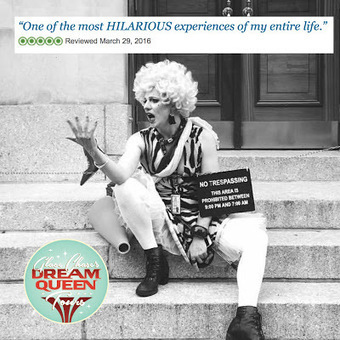 Glace Chase's Dream Queen Tours of Greenwich Village and NYC | LGBT Destinations | Scoop.it