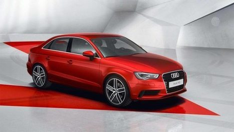 Four Ringed Audi A3   Exotic Car Rentals   Scoop.it
