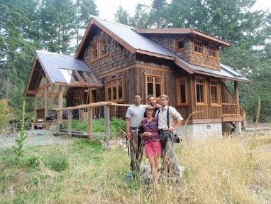 100-Mile Houses Expand the Locavore Movement From Food to Architecture | Local Economy in Action | Scoop.it