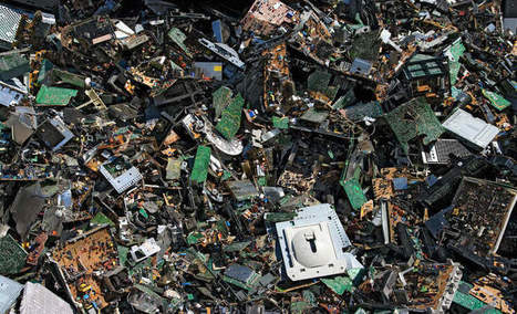 Dell cuts e-waste with recycled carbon fiber   Inspiring Sustainable ICT   Scoop.it