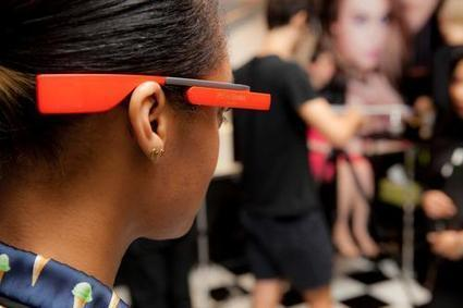 YSL and Google Glass Revolutionize Makeup Counter Makeovers | Digital Marketing | Scoop.it