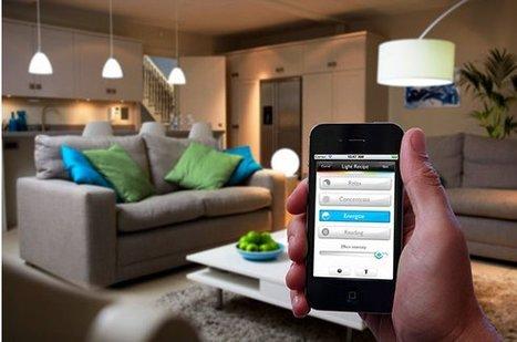 Hue, la bombilla LED inteligente de Philips | Ciencia Y Tecnología | Scoop.it