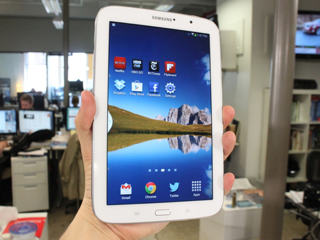 Android Now Ahead Of Apple's iOS In Tablet Market Share | Mobile Revolution | Scoop.it