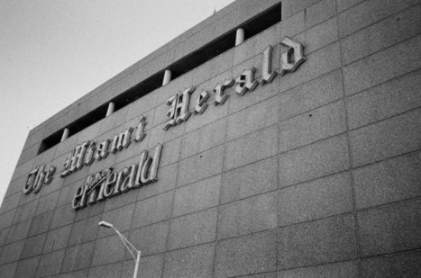 At The Miami Herald, tweeting's about breaking news in the a.m. and conversation in the p.m.   Social media meets Journalism   Scoop.it