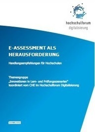 Handlungsempfehlungen zu E-Assessments — e-teaching.org | e-learning in higher education and beyond | Scoop.it