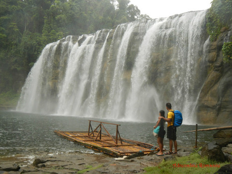 Tinuy-An Falls: Discovering the Majesty and Wonder of Bislig's Pride | Pinoy Travel Bloggers Journal | Scoop.it