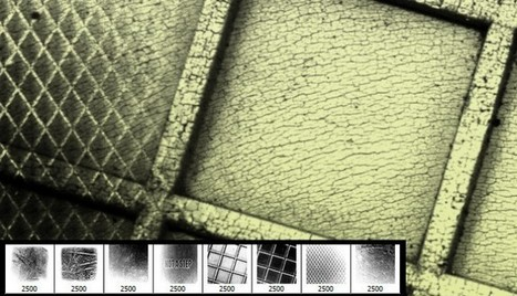 8 Free Photoshop Texture Brushes | Virtual World Content Creation | Scoop.it