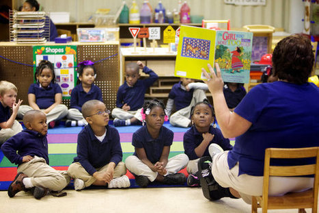 Study Finds Reading to Children of All Ages Grooms Them to Read More on Their Own | English Language Learners in the Classroom | Scoop.it