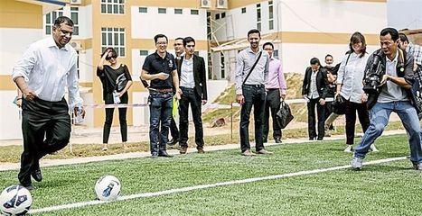 Peek into British boarding school - Education | The Star Online | Internationalization Abroad | Scoop.it