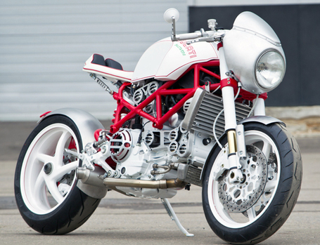 Ducati Bastardo. Twice. | Cyril Huze Post | Desmopro News | Scoop.it