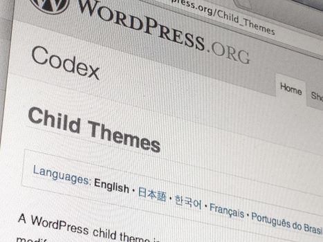 A Guide To: WordPress Child Themes Development | Blogging | Scoop.it