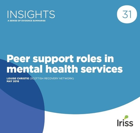 INTERESTED IN WRITING AN IRISS INSIGHT? Survey | Social services news | Scoop.it